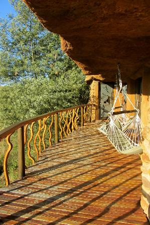 Antbear Lodge: The Cave at Antbear Guest House