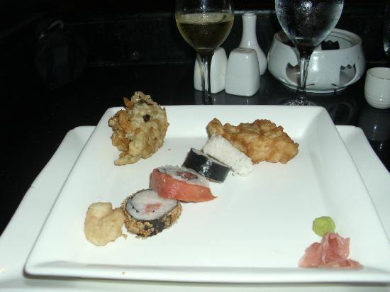 Melia Cayo Santa Maria: Japanese starter
