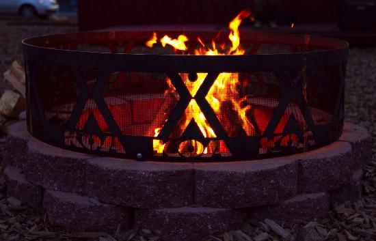 Grand Canyon / Williams KOA: Nightly Campfires