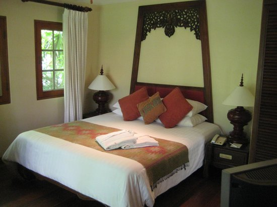 Poppies Samui: Bedroom