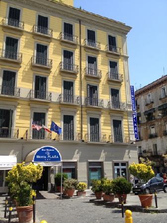 Best Western Hotel Plaza: esterno