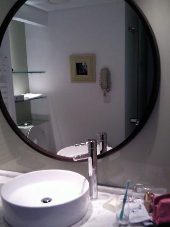 Radisson Blu Hotel Bucharest: Bathroom