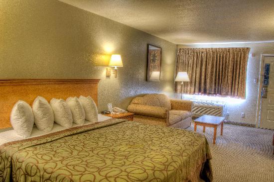 Best Western Padre Island: King Room