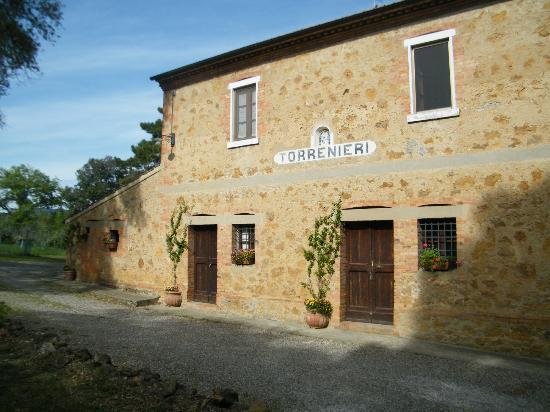 Agriturismo Torrenieri: AGRITURISMO