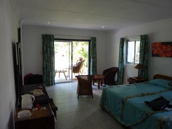 Augerine Guest House: Großzügiges Zimmer