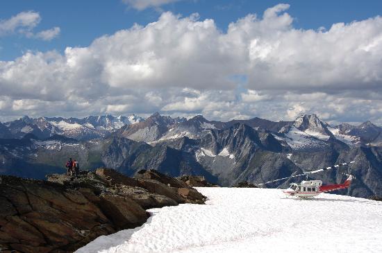British Columbia Rockies