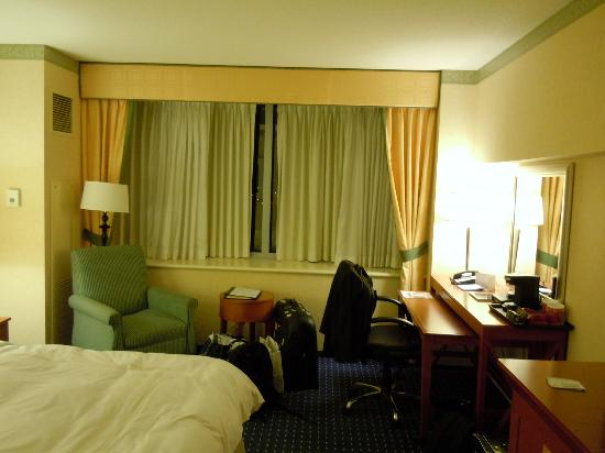 San Jose Marriott: Bedroom
