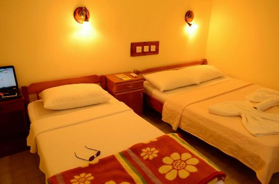 Fethiye Guest House: comfortable beds
