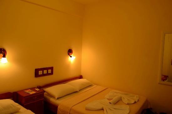 Fethiye Guest House: Bedroom