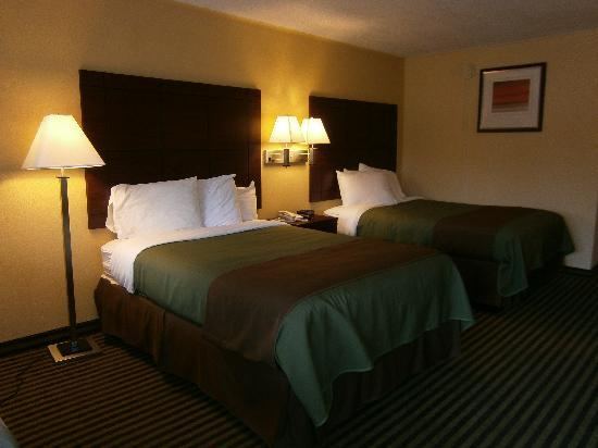 Americas Best Value Inn: Double Room