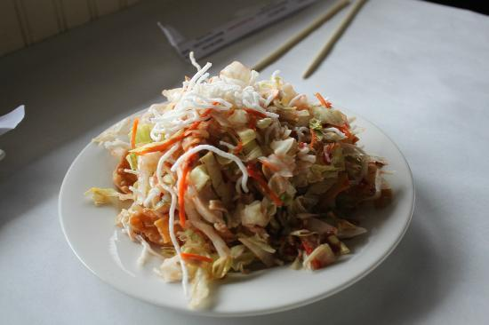 Chin Chin: Chinese chicken salad
