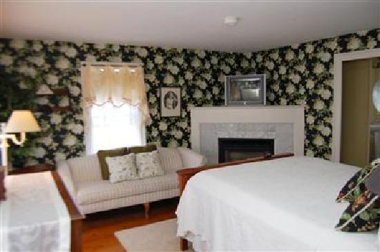 Belvedere Bed & Breakfast: Belvedere Inn Botanical Room