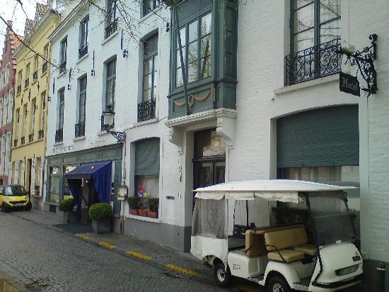 Die Swaene: Hotel Frontage