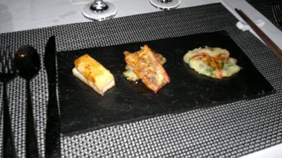 Casa Mun: Detalhes do jantar