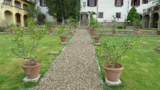 Villa Talente: Giardino
