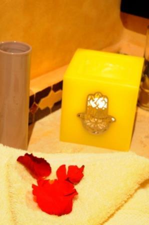 Room Candles Picture Of Riad Fleur D Orient Marrakech Tripadvisor