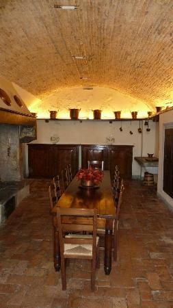 Villa Talente: Cucina