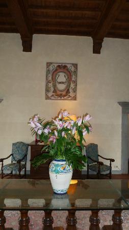 Villa Talente: Interno