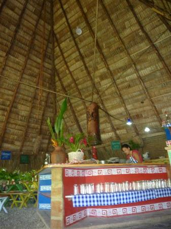 Cabarete Surfcamp: Dining Cabana