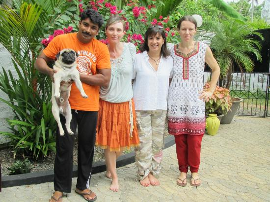 Bella Homestay: Our hosts