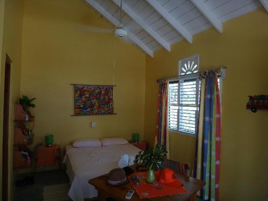 Cabarete Surfcamp: Our room
