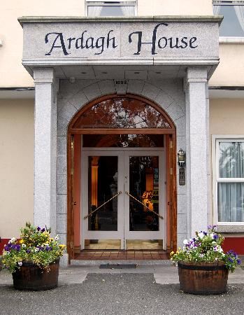 Ardagh House: Front Entance