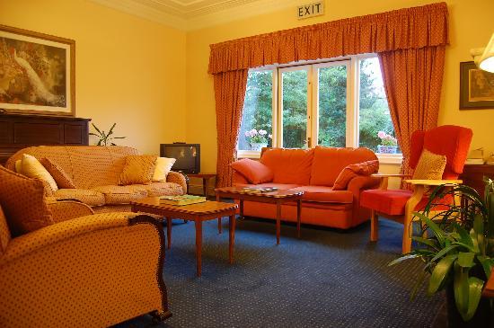 Ardagh House : Living room