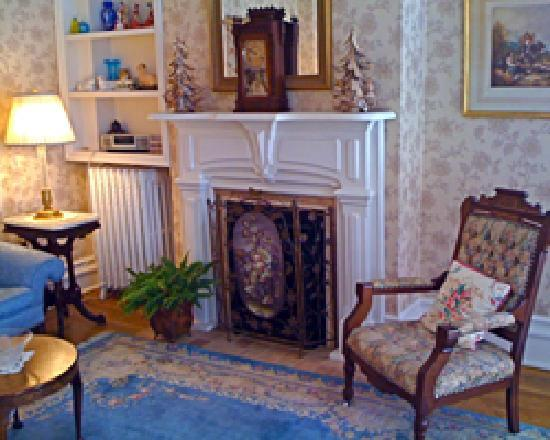 The Chancellor's House: The Parlor