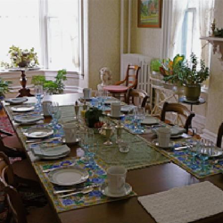 The Chancellor's House: The Dining Room 2