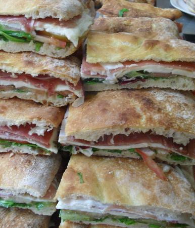 Antica Hostaria del Corso: A New Meaning to Ham & Cheese