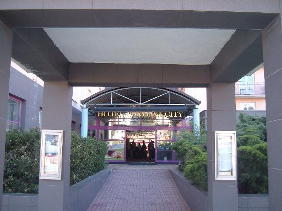 Fortuna City: ingresso