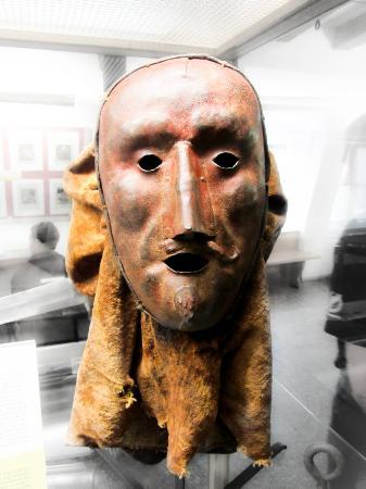Medieval Crime Museum (Mittelalterliches Kriminalmuseum): Executioner's Mask