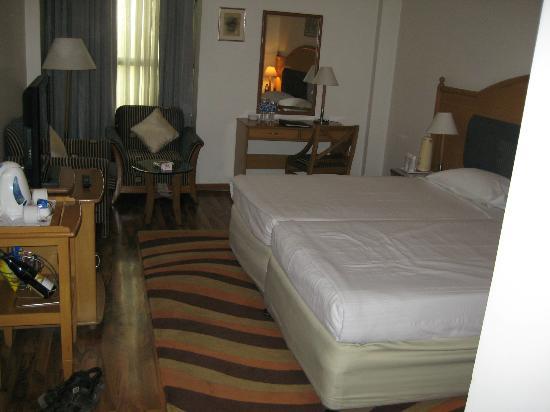 Hotel City Park : Twin room