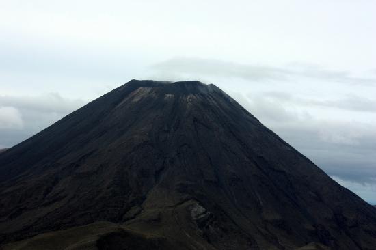 Tongariro Aviation Private Day Tours : Mount Ngauruhoe (Mount Doom - LOTR)