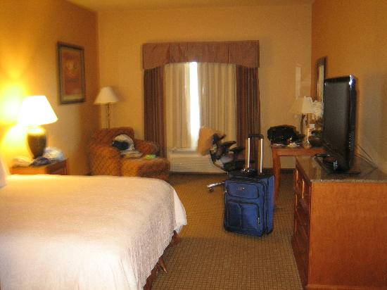 La Quinta Inn & Suites Twin Falls: Wonderfully spacious room