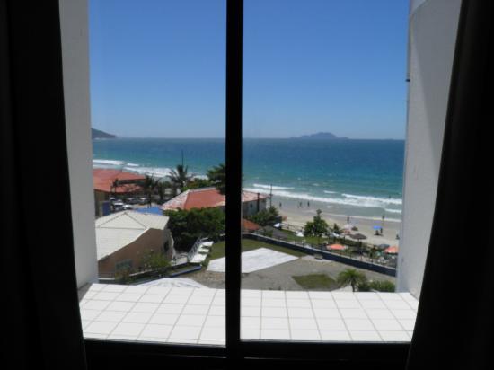 Ingleses Praia Hotel: Habitación