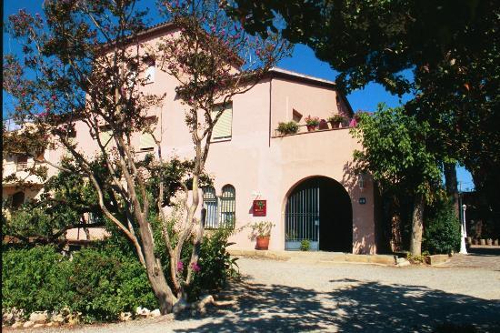 El Palau Vell Restaurant : Entrada El Palau Vell