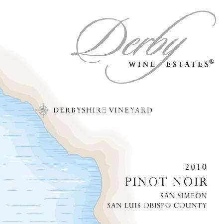 Derby Wine Estates label