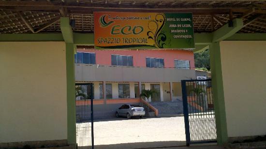 Bananeiras, PB: Entrada Principal