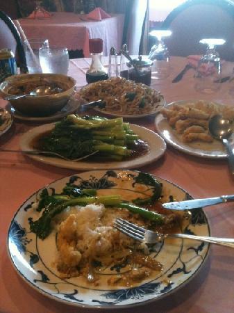 New Wei Tai Restaurant Menu