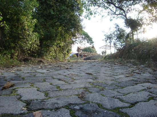 Pousada Quinta da Serra: Entrada da pousada
