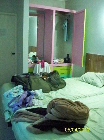Cocrico Inn: Our room