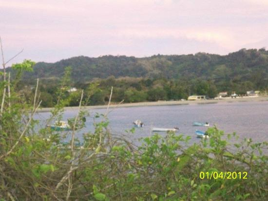 Cocrico Inn: View from the Fort nearby