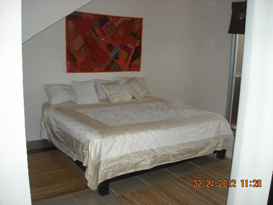 Villas Geminis Boutique Condo Hotel: Bedroom in 1 bedroom villa
