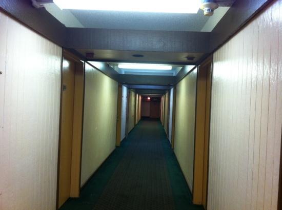 Padre South Hotel: interiores parecen el Titanic