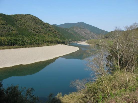 Shimanto River : 四万十川