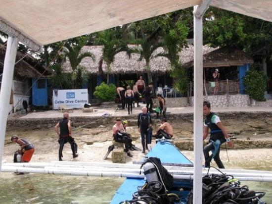 Cebu Dive Centre, Moalboal