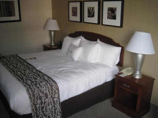 DoubleTree Club by Hilton Hotel Buffalo Downtown: King bed