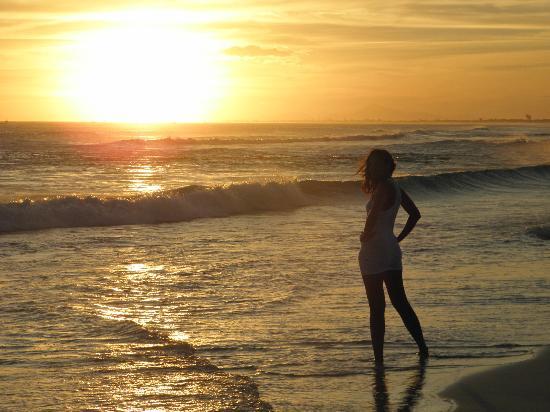 Farol Beach: Praia Grande - La playa del ocultamiento del sol
