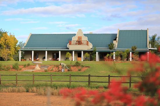 Mooiplaas Guesthouse: Main building